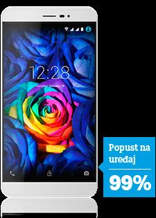 Coolpad Porto S Dual SIM White