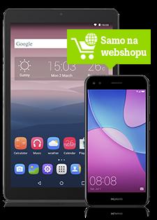 Huawei P9 Lite mini crni i Alcatel Pixi3