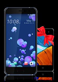HTC U11 Dual SIM + Noa Core Stilo Dual SIM