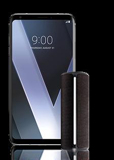 LG V30 srebrni