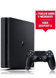 Sony PlayStation®4 Slim 500GB