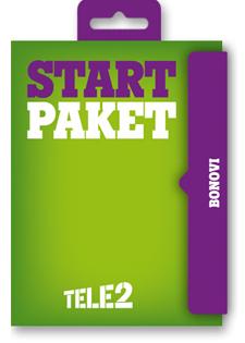 Start paket - bonovi