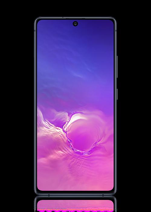 Galaxy S10 Lite Dual SIM Black