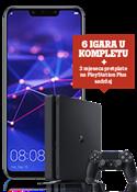 Huawei Mate 20 Lite Dual SIM plavi i PlayStation®4 Slim 500GB
