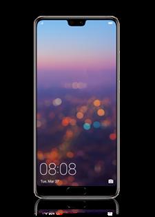 P20 Dual SIM 64 GB crni