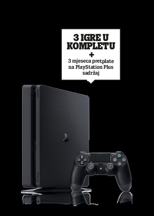 PlayStation®4 500GB