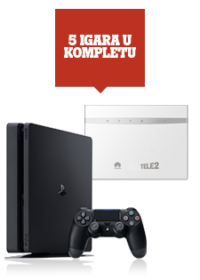 Huawei B525 i PlayStation®4 1TB