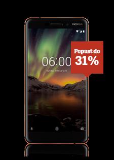Nokia 6.1 Dual SIM crni