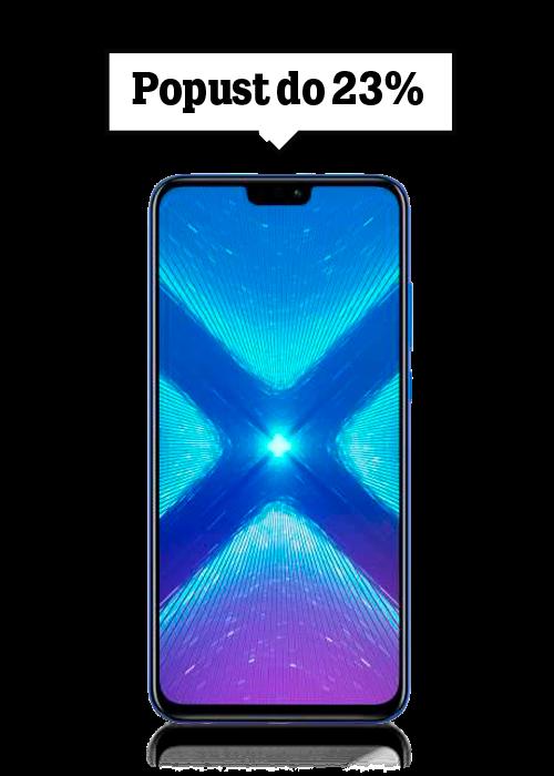 8X Dual SIM Black