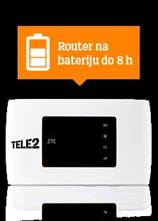 ZTE MF920V Mobile WiFi 4G Router