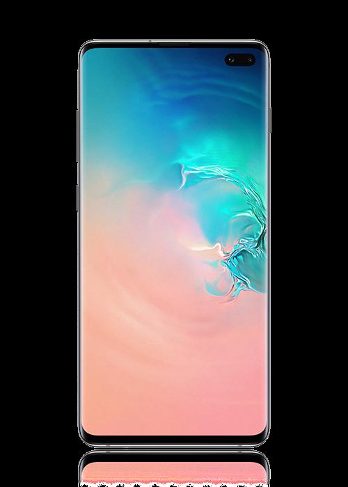 Galaxy S10+ Dual SIM 128GB Prism White