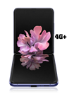 Galaxy Z Flip Purple Mirror