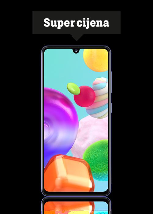 Galaxy A41 Dual SIM Blue