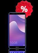 Huawei Y7 Prime 2018 Dual SIM plavi