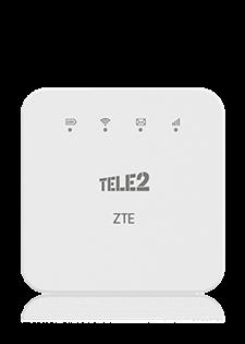 ZTE MF927 White MiFi CAT4 Router